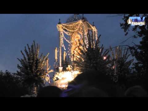 Procesión de la Virgen de Loreto 2015