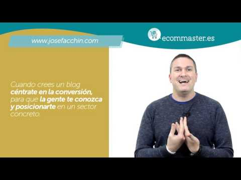 Cómo monetizar un blog por José Facchin