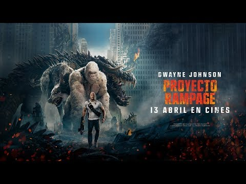 Proyecto Rampage - TV Spot 1 - Castellano HD