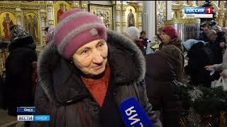 Православные христиане отметили один из важнейших праздников — Крещение Господне