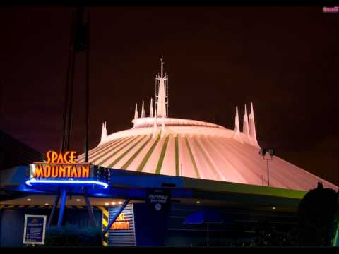 Space Mountain Star Tunnel Music