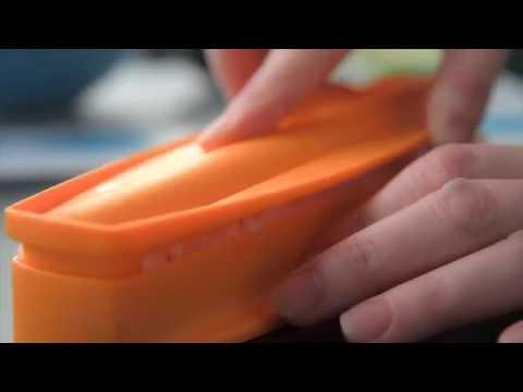 Tupperware Sushi Maker.flv