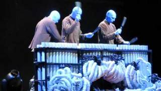 Blue Man Group - part 01