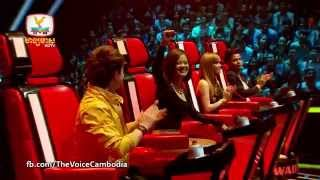 The Voice Cambodia  Vutha VS Sokheng 14 Sep 2014