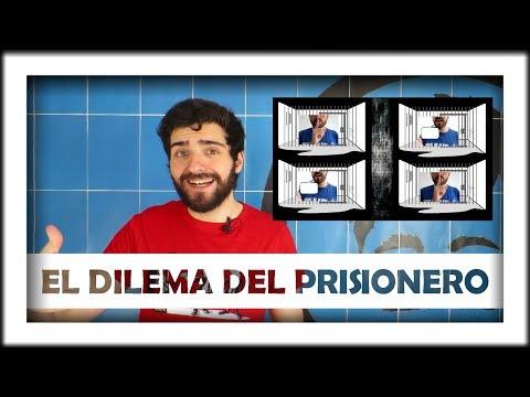 ¿Qué es el dilema del prisionero? (Teoría de juegos) Prisonner's dilemma