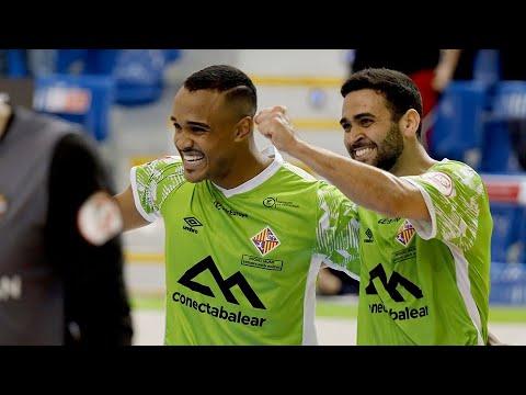 Los Mejores Goles de Palma Futsal en la Temporada 20/21