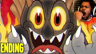 WHICH ENDING SHOULD WE PICK!? | Cuphead (Part 6) [BOTH ENDINGS]