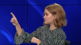 """Millicent Simmonds on How she Landed her Role in """"A Quiet Place"""""""
