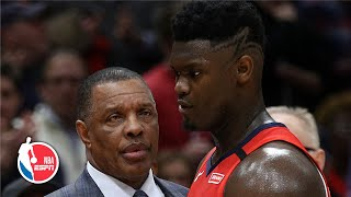 Woj: Pelicans aren't looking to trade players with Zion Williamson returning | Hoop Streams on ESPN