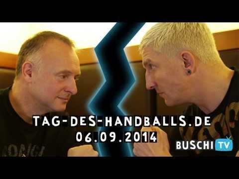 Buschi vs. Kretzschmar - Das Duell am Tag des Handballs!