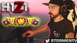H1Z1 - #1 Ranked Player StormenTV (CRAZY PLAYS AND BEST MOMENTS) #1