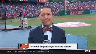 Manny Machado Trade News | Dodgers Likely to Trade for Manny Machado