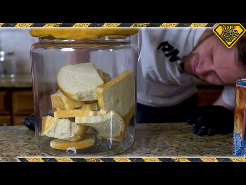 Try Making BREAD In A Vacuum Chamber?