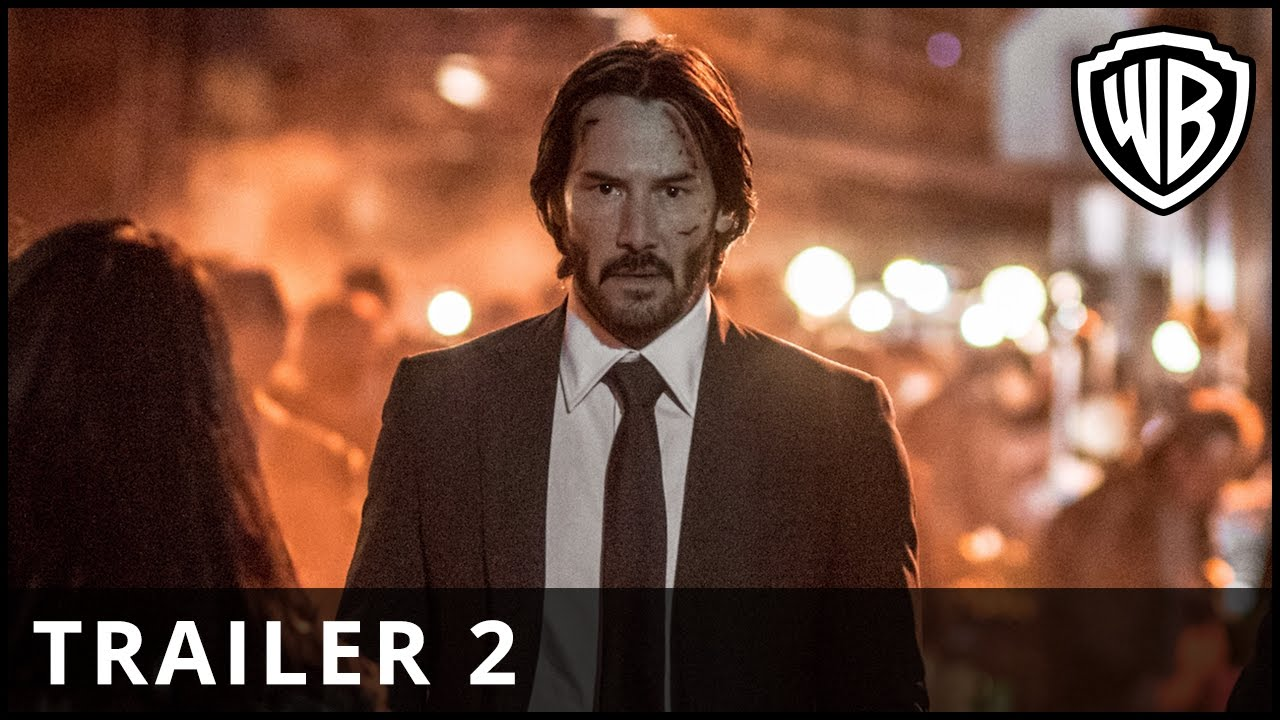 Trailer de John Wick: Chapter 2