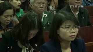 Xét xử sơ thẩm nguyên Phó Giám đốc Sở Nông nghiệp và Phát triển Nông thôn Hà Nội
