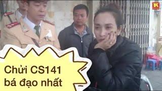 Tập 180: Người đàn bà chửi tục khiến 141... sợ nhất là đây (NK141)