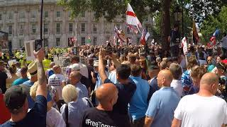 #FreeTommy: The Demonstration Begins