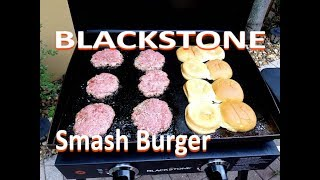 Blackstone Smash Burgers | COOKING WITH BIG CAT 305