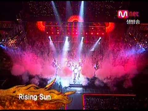 dbsk 051127 mkmf 2005 mnet chapter iv reloaded smp 퍼포먼스   천상지희 + super junior + 아이야!i yah! + rising sun