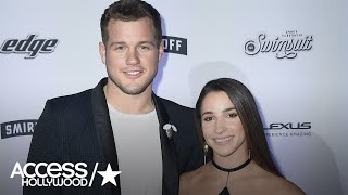 Aly Raisman & Colton Underwood On How They Spent Valentine's Day