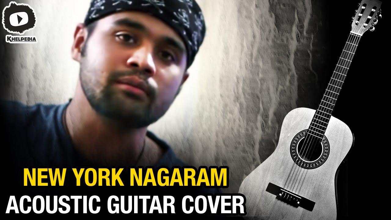 new york nagaram acoustic guitar cover youtube. Black Bedroom Furniture Sets. Home Design Ideas