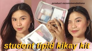 STUDENT TIPID KIKAY KIT (ALL UNDER 150 PESOS)  | Kyla Denise