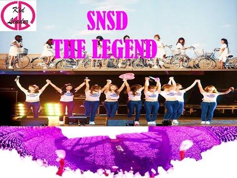 SNSD The Legend