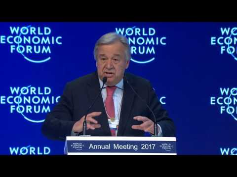 Davos 2017 - Cooperation for Peace A New Vision for the United Nations