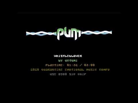 Whistleblower by Uctumi (C64 Music)