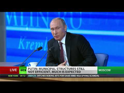 Putin: I Envy Obama, Because He Can Spy And Get Away With It - Smashpipe News