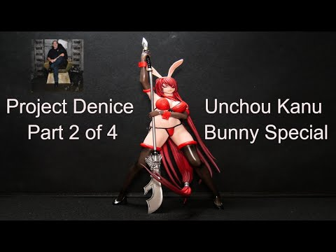 Project Denice Part 2 of 4 Unchou Kanu Bunny Special
