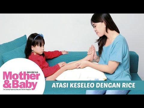 Cara Atasi Keseleo pada Anak