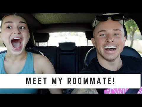 New house tour and meet my roommate | VLOG