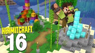 HermitCraft 7: 16 | ISKALL'S TREASURE ISLAND