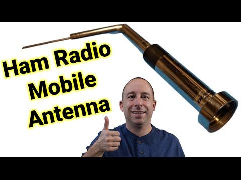 Ham Radio Antenna: Diamond NR770H Tilt-Over Dual Band Overview and Installation Highlights