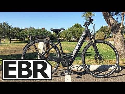 BULLS Cross Lite EVO Video Review - $4.4k Commuting Electric Bicycle, Many Sizes