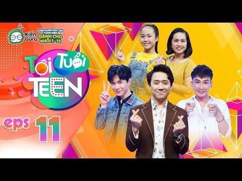 Tôi Tuổi Teen | Tập 11: Anh Tú, Chí Thiện đồng cảm sâu sắc trước cô bé đang ở giai đoạn trưởng thành