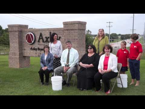 Axley's Waukesha Firm Takes the ALS Ice Bucket Challenge