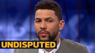 Austin Rivers responds to Glen Davis, opens up about playing for Doc Rivers in L.A. | UNDISPUTED