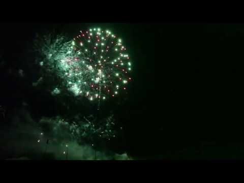 Bordentown Fireworks 2013