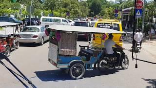 Phố phường của pnomphenh cambodia 2017
