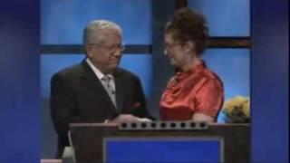 The Jeopardy! Wedding