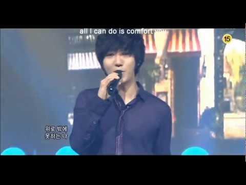 Super Junior - Yesung Vocal Range G2-G5