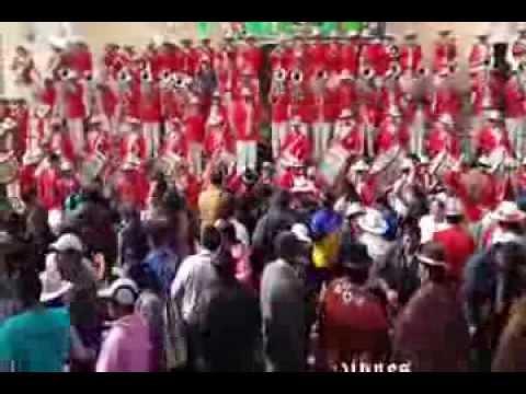 Banda Intercontinental Poopó 2014 Morenadas (Completo)