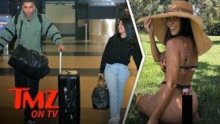 Kourtney Kardashian's Boyfriend Shades Her Hot Booty Pic | TMZ TV