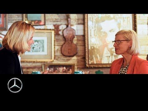 She's Mercedes: Powerful Women (Part 4) | Britta Seeger & Tanja May