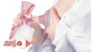 Khuyến khích lắp phòng vắt sữa tại nơi làm việc | VTC