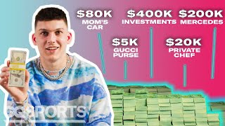 How Tyler Herro Spent His First $1M in the NBA | My First Million | GQ Sports