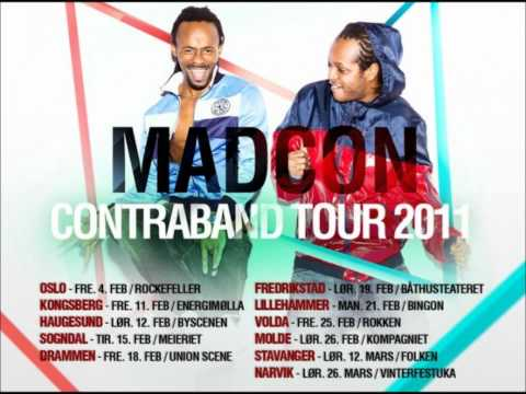 Madcon - Throw Me To The Wind (HD 2011)