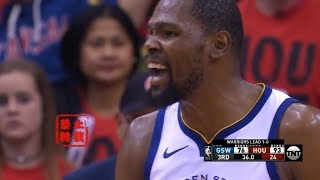 Kevin Durant Talking Trash To Chris Paul' Brother Who Roasts Him Fake Tough!
